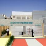 Projeto da nova fachada