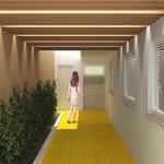 Projeto do novo acesso lateral