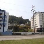 Terreno a ser implantado o novo prédio do Conselho Regional de Administração