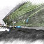 Vista do Estacionamento