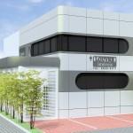 2ª proposta de nova fachada