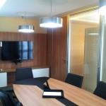Vista da Sala de Reunião
