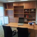 Vista da Sala de Diretoria