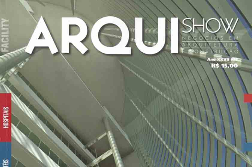 revista arquishow